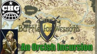 The Battle for Wesnoth - An Orcish Incursion #1 - Defend The Forest